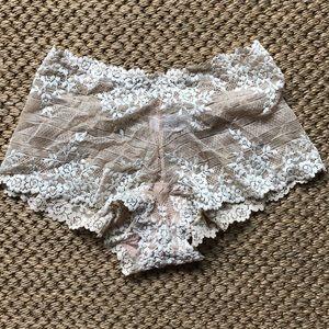 18db026e480e Wacoal Intimates & Sleepwear | Nwt Medium 6 Dark Coral Lace Panty ...